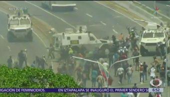 Fiscal de Venezuela advierte que podría aumentar presencia del Ejército ruso