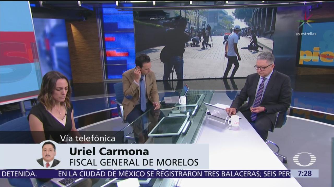 Fiscalía de Morelos no tiene denuncias de amenazas contra personal del penal femenil