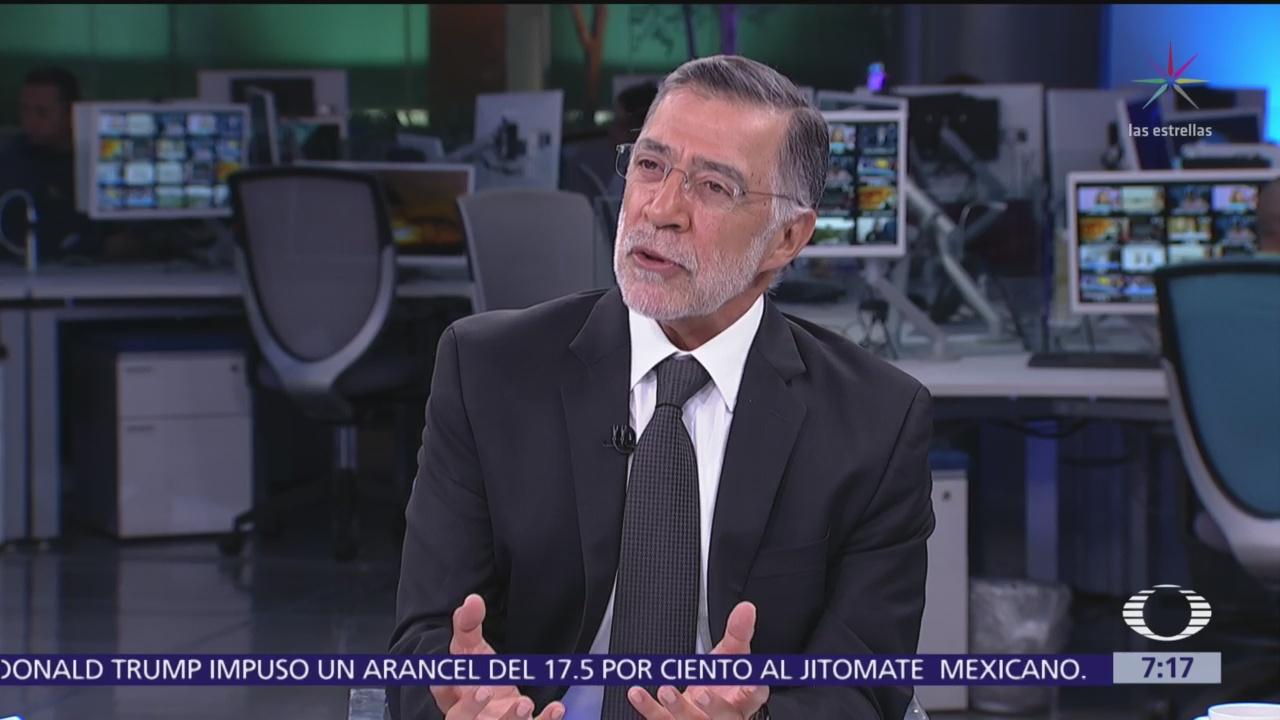 Fox y Calderón critican lo que no hicieron en sus gobiernos, dice René Delgado