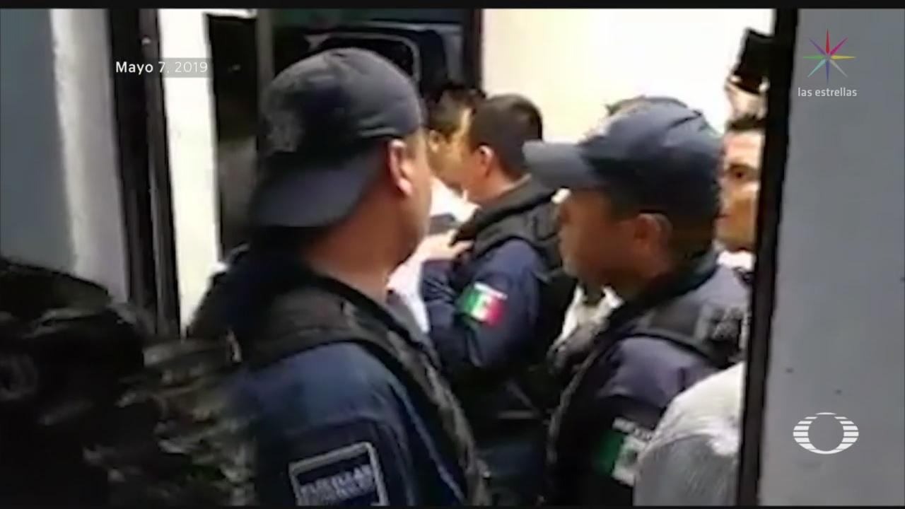 Foto: Fugas Migrantes Centroamericanos Generan Desconfianza 8 de Mayo 2019
