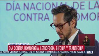 Genaro Lozano: No hay cuarta transformación posible sin las personas LGBT en México