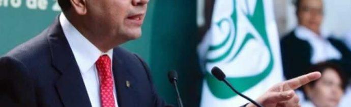FOTO Germán Martínez renuncia a dirección del IMSS