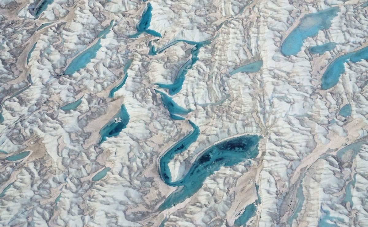 Foto Derretimiento Glaciares 2019 Mayo 5