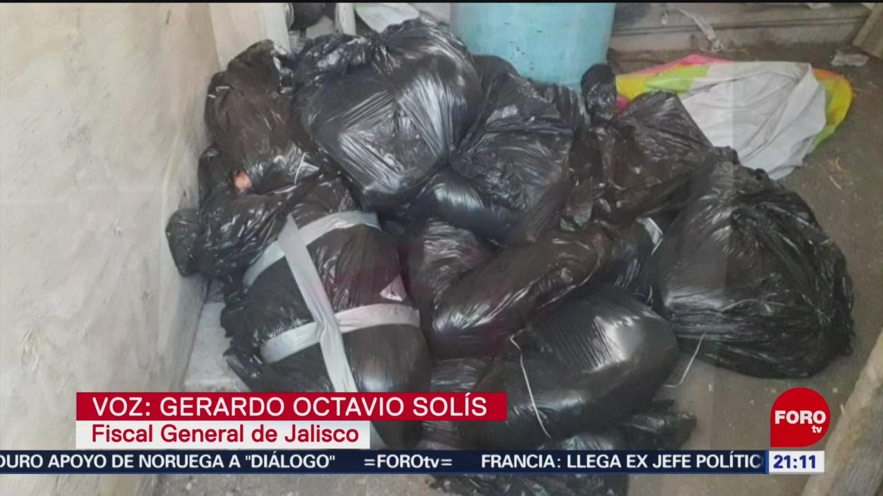 Foto: Hallan cuerpos en una casa de seguridad en Jalisco