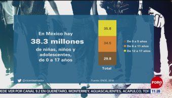 FOTO: Historias que se cuentan: Natalidad y mortalidad infantil en México, 4 MAYO 2019