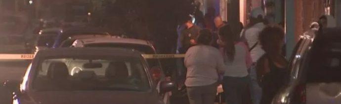 Foto: Dos hombres y una mujer murieron por disparos de arma de fuego, luego de una balacera en calles de la colonia San Felipe de Jesús, en la alcaldía de Gustavo A. Madero, mayo 23 2019)