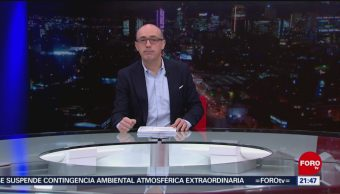 Foto: Hora 21 con Julio Patán Programa 17 de mayo de 2019