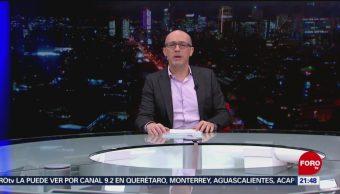 Foto: Hora 21 Julio Patán Forotv 14 de Mayo 2019