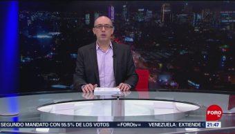 Foto: Hora 21 Julio Patán Forotv 20 Mayo 2019