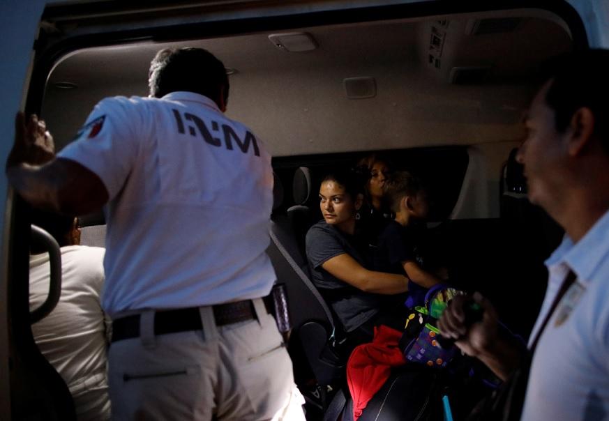 Migración realiza redadas en hoteles de Tapachula, Chiapas