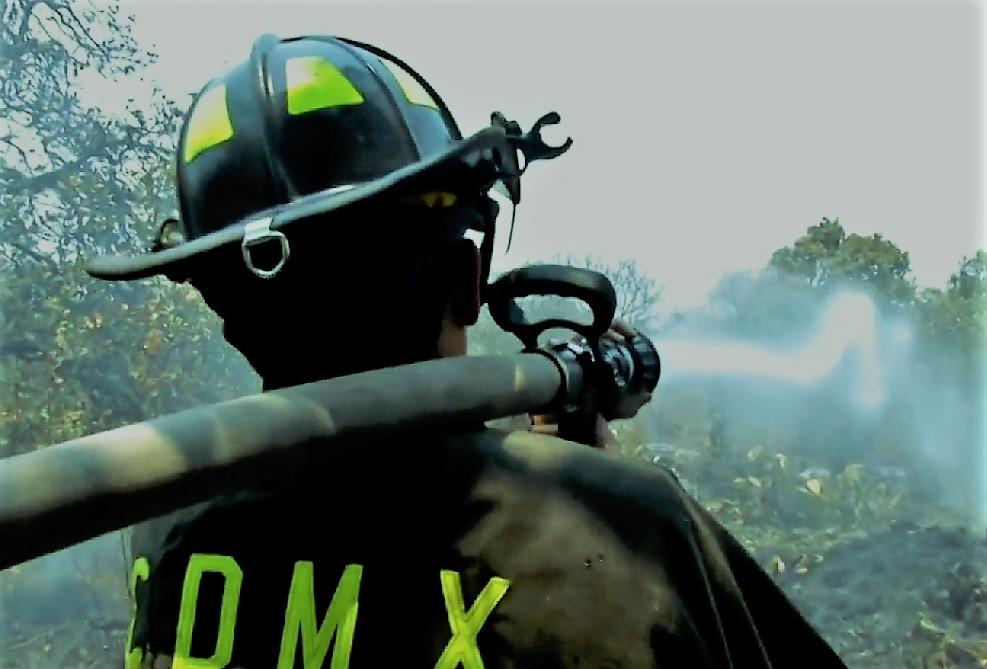 Incendios en el Valle de México, origen de partículas suspendidas