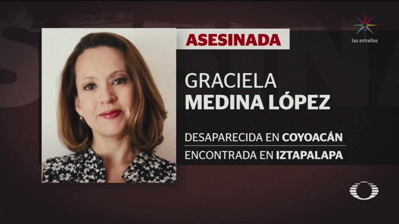 Foto: Muerte Graciela Medina Iztapalapa 28 Mayo 2019