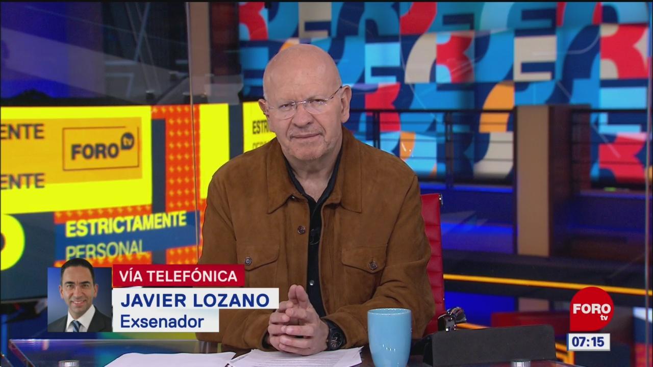 Javier Lozano explica porque no rescataron cuerpos de mineros en Coahuila
