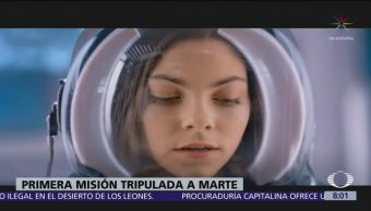 Joven de 18 años podría sumarse a la primera misión tripulada a Marte