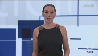 Foto: La Noticias Karla Iberia Canal 9 17 Mayo 2019