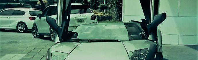 Un Lamborghini Murciélago, entre los autos de lujo que se subastarán en Los Pinos