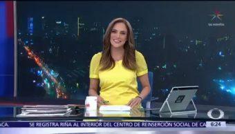 Las noticias, con Danielle Dithurbide: Programa del 13 de mayo del 2019