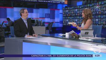 Las noticias, con Danielle Dithurbide: Programa del 14 de mayo del 2019