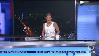 Las noticias, con Danielle Dithurbide: Programa del 17 de mayo del 2019