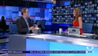 Las noticias, con Danielle Dithurbide: Programa del 7 de mayo del 2019