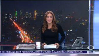 Las noticias, con Danielle Dithurbide: Programa del 9 de mayo del 2019