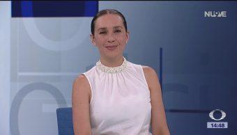FOTO: Las Noticias, con Karla Iberia: Programa del 10 de mayo del 2019