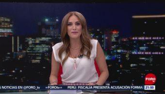 Foto: Las Noticias Danielle Dithurbide 7 de Mayo 2019