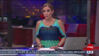 Foto: Las Noticias Danielle Dithurbide FOROtv 8 de Mayo 2019