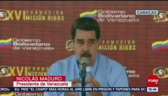 FOTO: Llama Maduro traidor a exfuncionario, 11 MAYO 2019