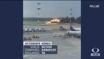 Foto: Luto en Rusia por accidente aéreo