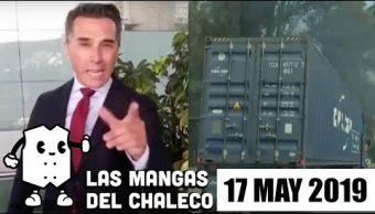 Foto: Las Mangas Del Chaleco 17 Mayo 2019