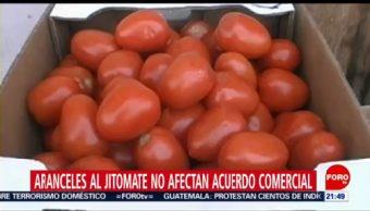 Foto: México Mayor Exportador Jitomate Mundo 8 de Mayo 2019