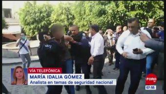Morelos ha incrementado casos de homicidio, dice María Idalia Gómez