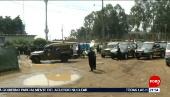 Foto: Penal Guatermala 7 de Mayo 2019