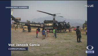 FOTO: Niños intoxicados por comida en Guerrero y Veracruz, 1 MAYO 2019
