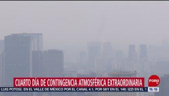 Foto: Contaminación Contingencia CDMX 17 Mayo 2019