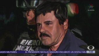 Noticieros Televisa obtiene testimonios de actores clave en juicio del Chapo