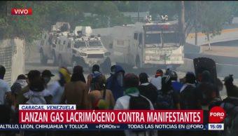 FOTO: Nueva jornada de protestas en Venezuela, 1 MAYO 2019