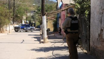 Foto: Operativo de seguridad en Sinaloa, 5 de mayo 2019. Twitter @sspsinaloa1