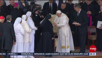 FOTO: Papa Francisco dará veredicto sobre abusos sexuales contra monjas, 4 MAYO 2019