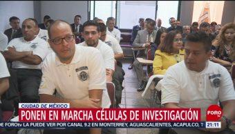 Foto: Pgjcdmx Unidades Investigación Homicidios Dolosos20 Mayo 2019