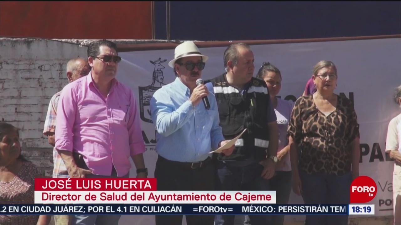 FOTO:Plaga de alacranes en Cajeme, Sonora, 24 MAYO 2019