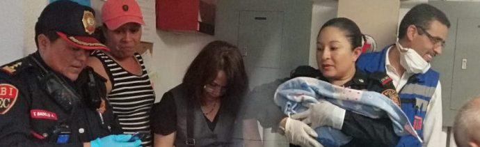 Metro-CDMX-nace-nino-adolescente-parto