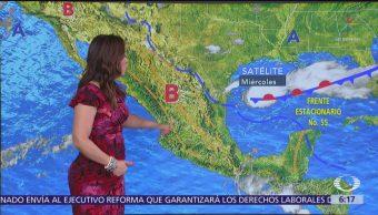 Pronostican temperaturas de 45 grados en Michoacán, Guerrero, Campeche y Yucatán