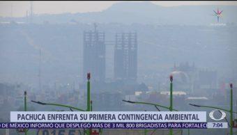 Puebla, Hidalgo y Edomex también activan contingencia ambiental