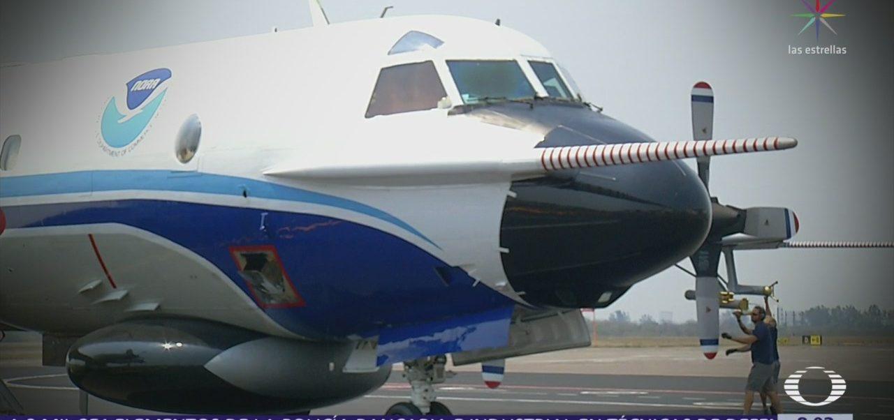 ¿Qué son y cómo funcionan los aviones cazahuracanes?