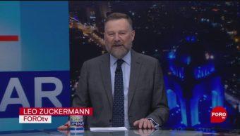 Foto: Hora Opinar Leo Zuckermann Forotv 16 de Mayo 2019