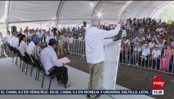 FOTO: Se devolverá al pueblo lo robado: dice AMLO en Tabasco, 19 MAYO 2019