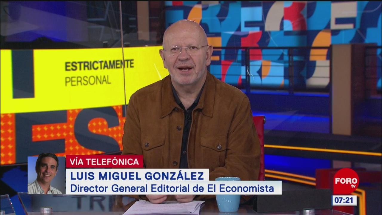 Secretaría de Hacienda congela cuentas a Emilio Lozoya
