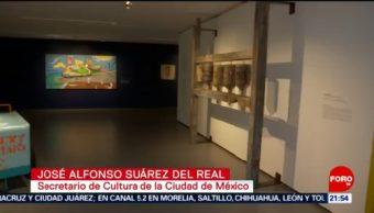 Foto: Seguridad Obras Museos Cdmx 20 Mayo 2019